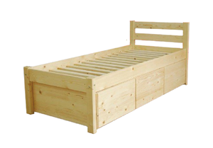Bed Frame(3 Drawers)